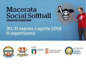 MACERATA SOCIAL SOFTBALL manifesto